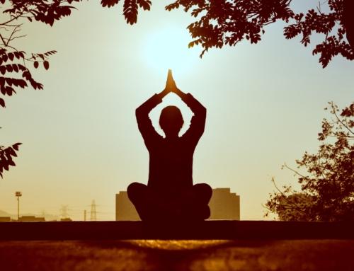 Vicini anche se lontani – yoga